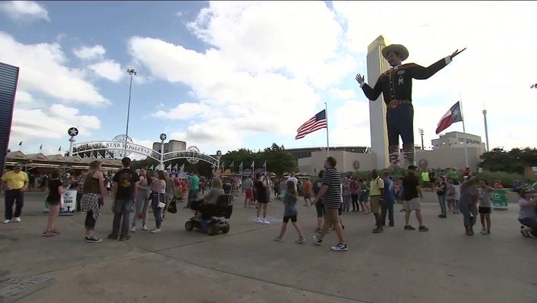 Texas State Fair Opens Sept. 29th - SportsDay On-Air