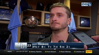 Jake Odorizzi: This was one of those when I didn't have it