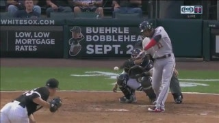 WATCH: Twins' Polanco crushes three-run homer in Game 1