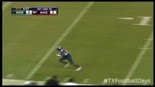 Allen Eagles take lead on breakaway TD - Texas Football Days Classics
