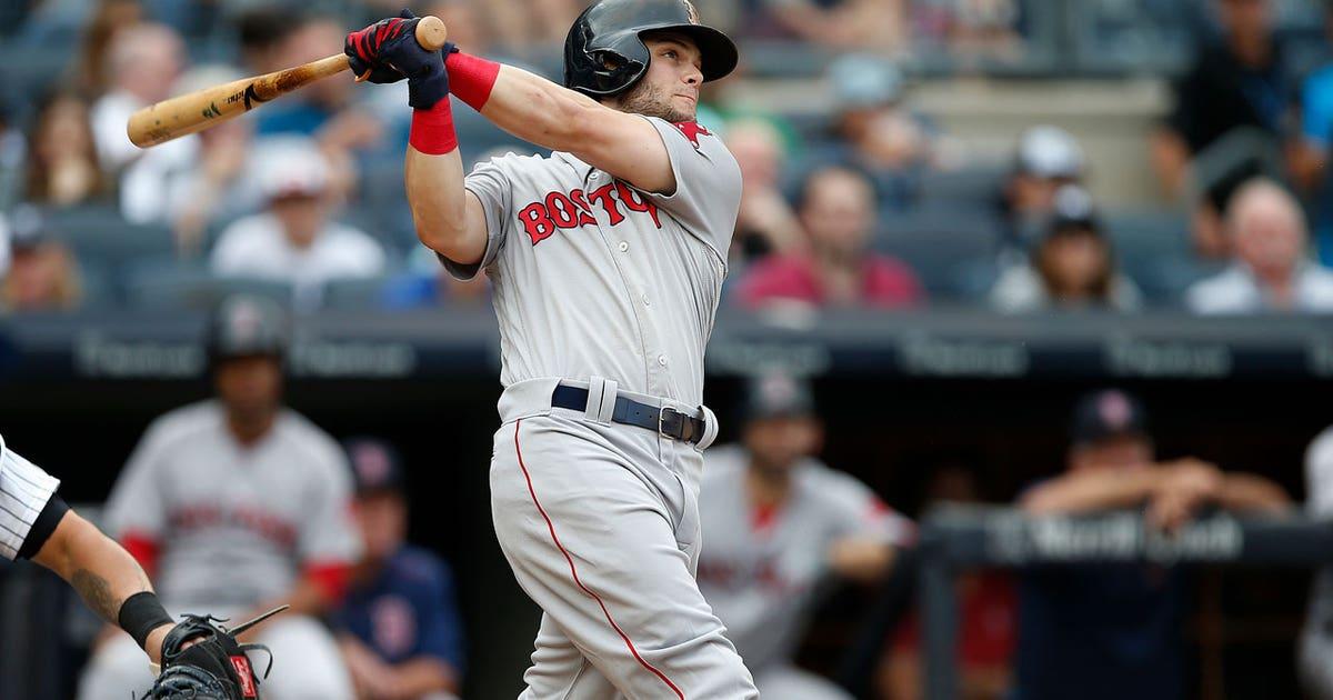 Andrew Benintendi on his 6 RBI performance against Yankees | FOX Sports