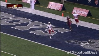 Rose takes off for 54-yard Fairfield Touchdown - Texas Football Days Classics