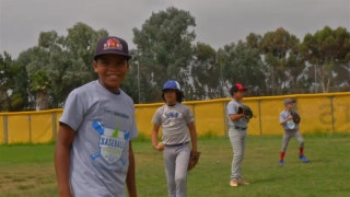 Kaiser Permanente's Baseball for Hope event with the Padres