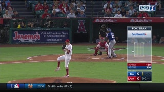 WATCH: Adrian Beltre Blasts TWO Home Runs vs. Angels
