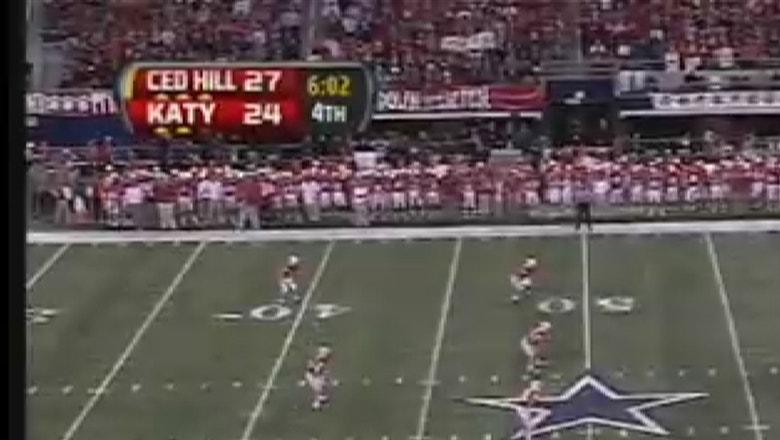 2013 Katy vs. Cedar Hill | Texas Football Days classic