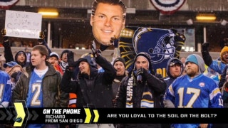 Charger fans still in San Diego give their viewpoints