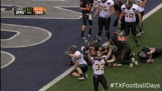 Cisco hurdles in for TD vs. Refugio - Texas Football Days Classics