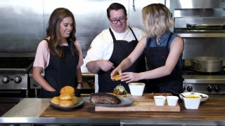 Angels Weekly: Cooking smoked brisket with Chef Robert