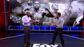 Daniel Cormier and Kenny Florian break down Floyd Mayweather's strategy for his fight against Conor McGregor