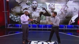 UFC Tonight: Daniel Cormier and Kenny Florian break down Floyd Mayweather's strategy for his fight against Conor McGregor