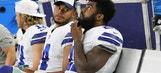 Dak Prescott thinks the Cowboys offense will be fine without Ezekiel Elliott