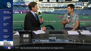 Dominick Cruz talks Mayweather-McGregor on Padres Live