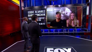 Eddie Alvarez dropped by UFC Tonight to talk TUF 26