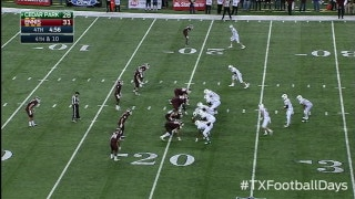 Cedar Park late TD vs. Ennis - Texas Football Days Classics
