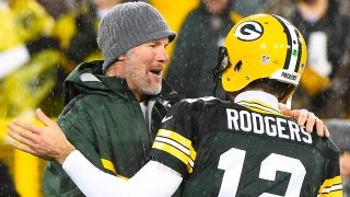 Whitlock and Colin agree that Brett Favre's comment about underachieving Packers isn't a shot at Rodgers