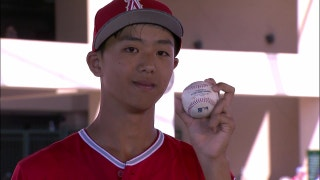 Angels Weekly: Ultimate Angels Fan Fergus Chan