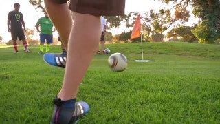 Foot Golf in San Diego