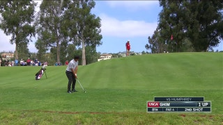 Watch the shot that helped propel Doug Ghim to the U.S. Amateur final