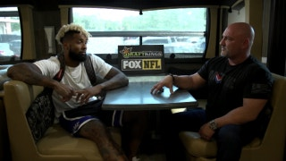 On the bus: Jay Glazer 1-on1 with Odell Beckham jr.