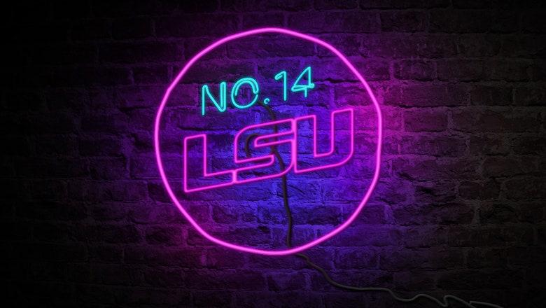 LSU comes in at No. 14 in Joel Klatt's Preseason Poll   FOX COLLEGE FOOTBALL