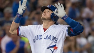 Toronto's Josh Donaldson crushes 2 home runs off of Tampa Bay's Chris Archer