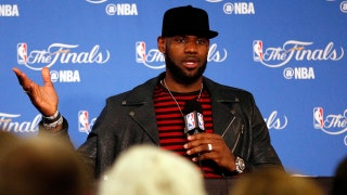 LeBron's political comments show athletes are no longer 'sticking to sports'