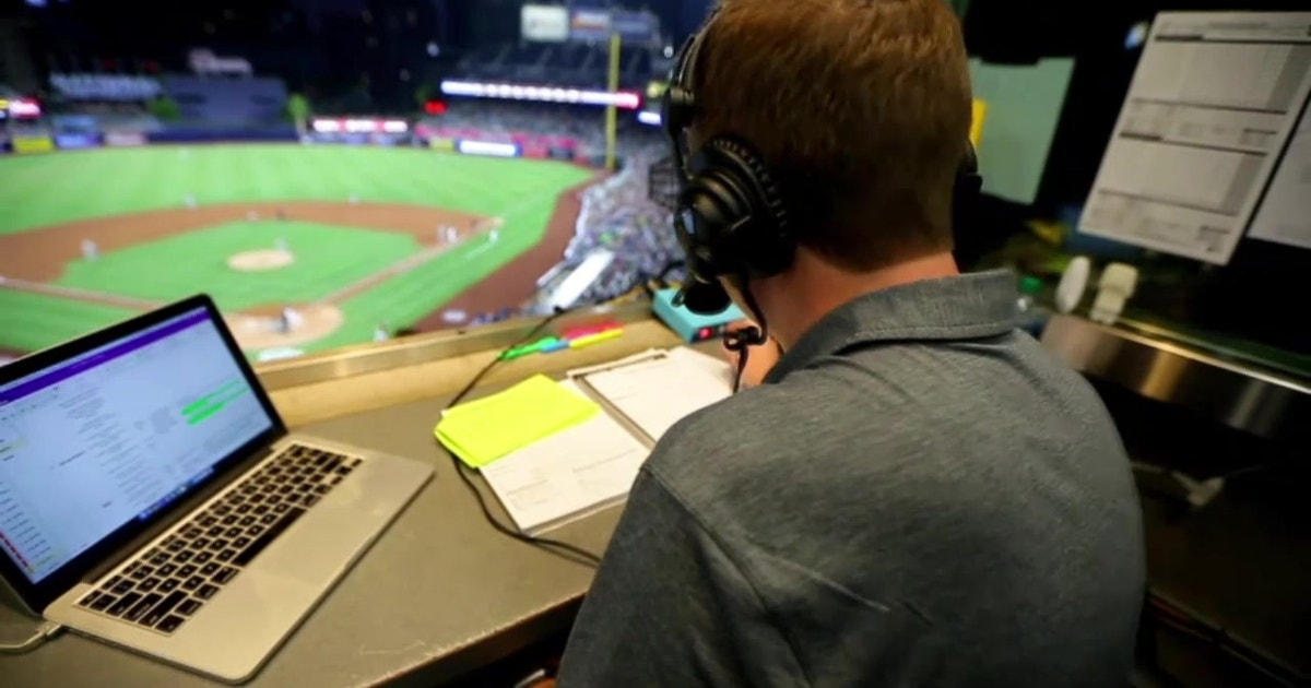 Meet The Padres Radio Broadcast Team Ted Leitner And