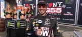 Hear from Martin Truex Jr. after his win at Watkins Glen  NASCAR VICTORY LANE