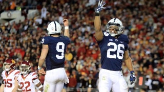 Penn State takes No. 6 in Joel Klatt's Preseason Poll | FOX COLLEGE FOOTBALL