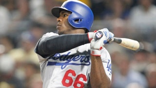 Yasiel Puig homers in the 12th to lift the Dodgers over the Pirates