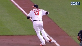 Watch Manny Machado turn a 5-4-3 triple play