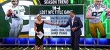 Tony Gonzalez breaks down his Top 10 NFL season trends