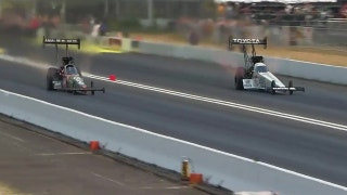 Antron Brown Wins Top Fuel Final at Seattle | 2017 NHRA DRAG RACING