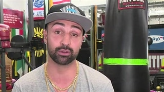"'The HERD': Paulie Malignaggi on Conor McGregor: ""If he looks decent, yeah I'll get in there and kick his ass"""