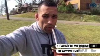 All-Access with UFC Heavyweight Fabricio Werdum in Brazil | PROcast