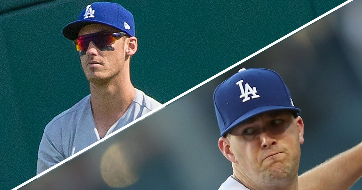 Cody Bellinger and Alex Wood join ever-increasing Dodgers' disabled list   FOX Sports
