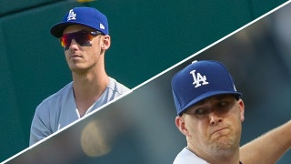 Cody Bellinger and Alex Wood join ever-increasing Dodgers' disabled list