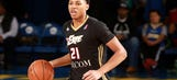 Wolves sign forward Anthony Brown to 2-way contract