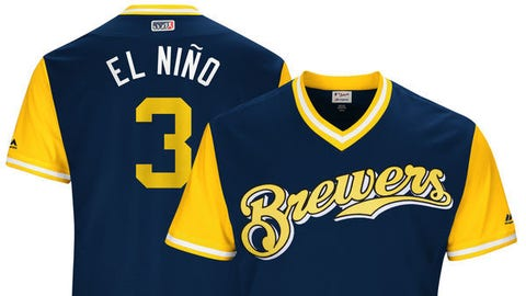 19. Orlando Arcia: El Nino (The boy)