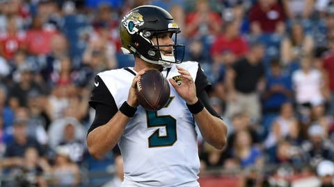 Jaguars WR Allen Robinson trashes Blake Bortles at practice against Bucs