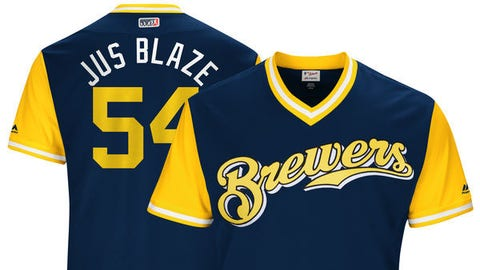 11. Michael Blazek: Jus Blaze