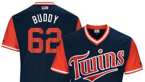 19. Buddy Boshers: Buddy
