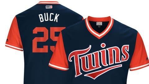 2. Byron Buxton: Buck