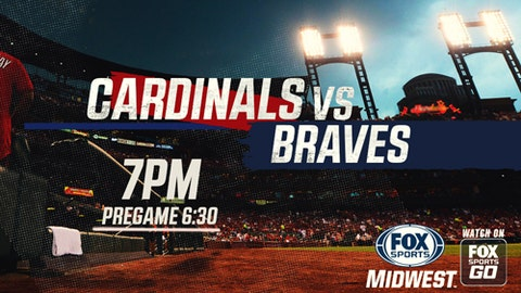 Grichuk, DeJong Homer to Lead Cards Past Braves