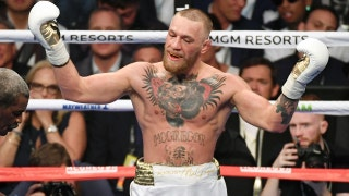 Michael Rapaport to Conor McGregor: 'Stay away from boxing'