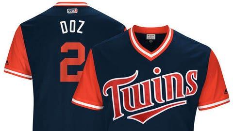 13. Brian Dozier: Doz