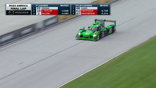No. 22 prototype takes the overall win at Road America