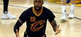 LeBron James on fans burning Isaiah Thomas jerseys:  'This is getting ridiculous'