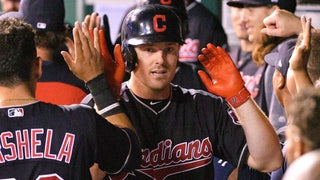 HIGHLIGHTS: Jay Bruce hits two homers for Tribe in 10-1 win