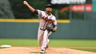 Braves LIVE To Go: Teheran's gem unable to snap Atlanta's Coors Field losing streak